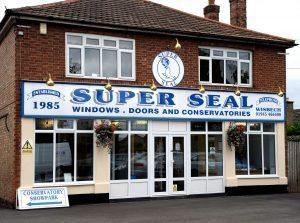 Super Seal showrooms